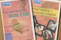 JOURNAUX ÉTUDIANTS LA VOIX L'ÉTUDIANT / 2006