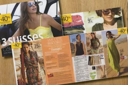 Côté shopping 3SUISSES / PE 2011