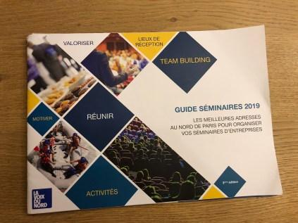 GUIDE SÉMINAIRES 2019