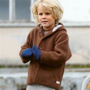 Disana occasion seconde main veste laine bouillie laine mérinos bio