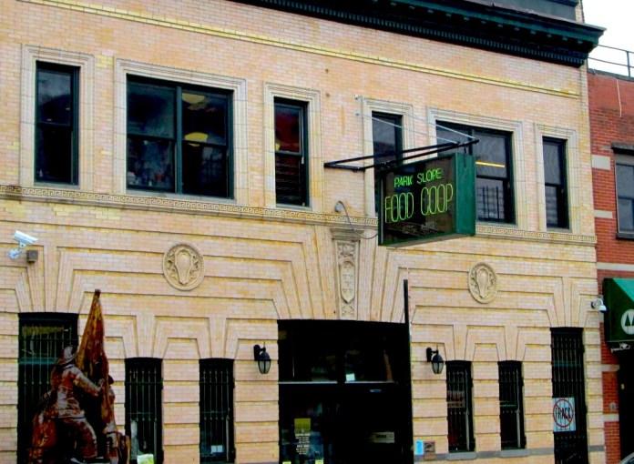La Park Slope Food Coop à New-York