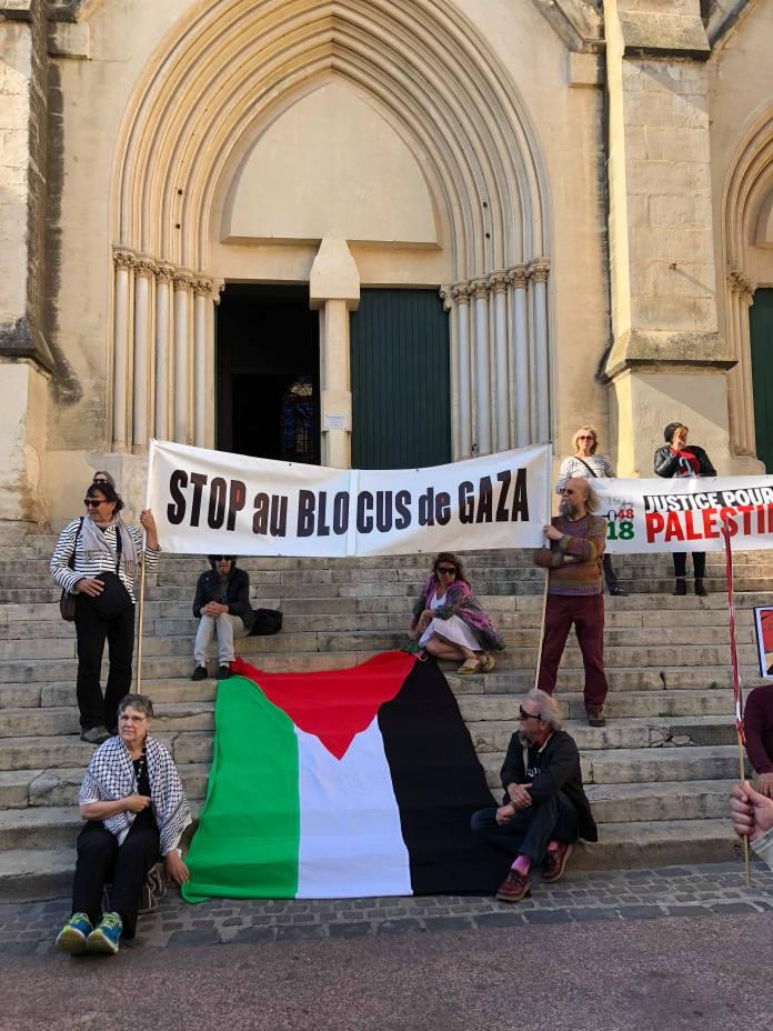 stop blocus gaza