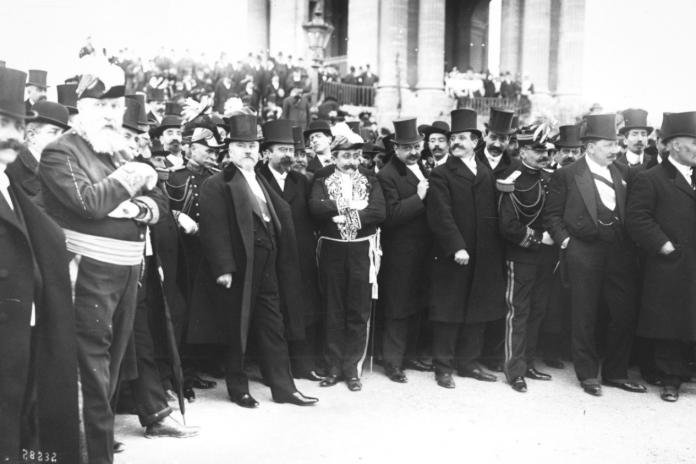 Poincaré Montpellier 1913 11e congrés de la Mutualité