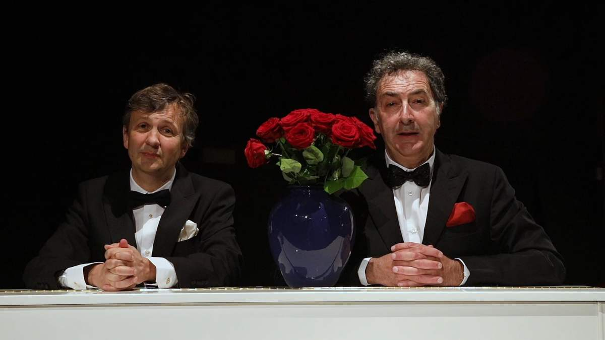 J'ai des doutes… pas nous, on va se régaler de vos bons mots, au théâtre de Nîmes, monsieur Morel