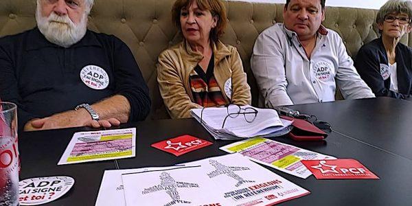 sète referendum adp