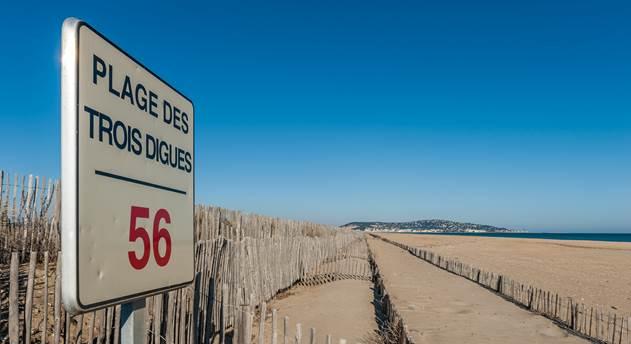 Sète plage