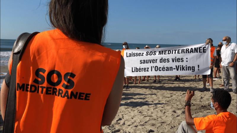 Frontignan SOS MEDITERRANEE ©JPVallespir