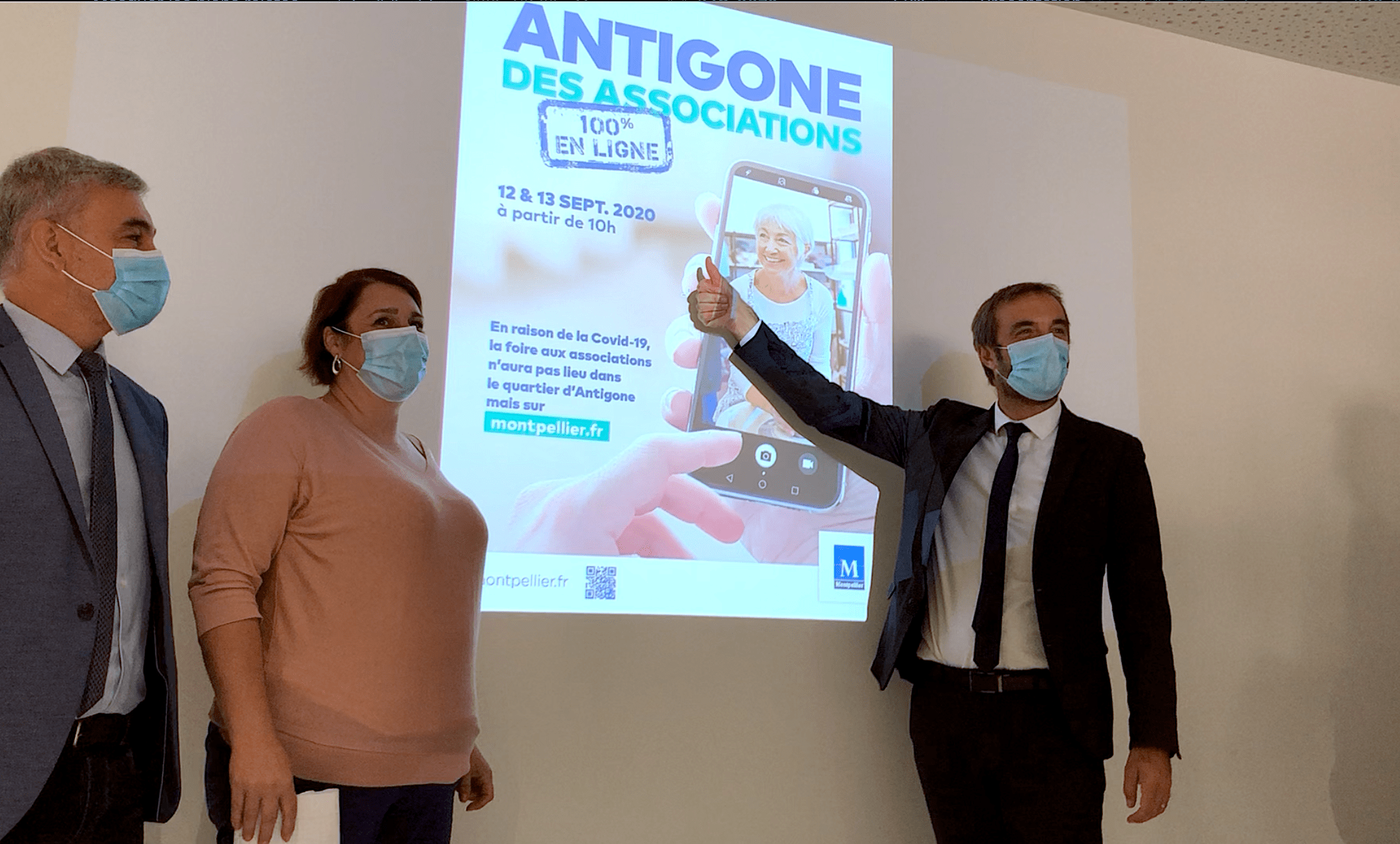 Antigone des associations 2020 lancement digital ©JPVallespir