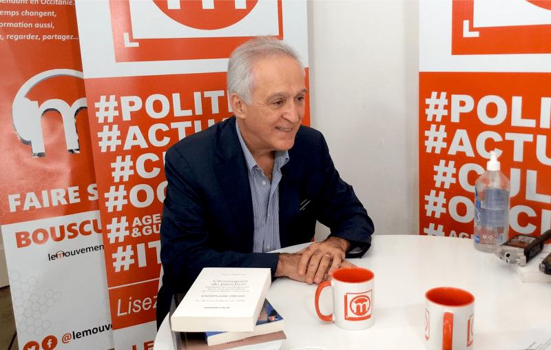 Joseph Francis Sénatoriales 2020