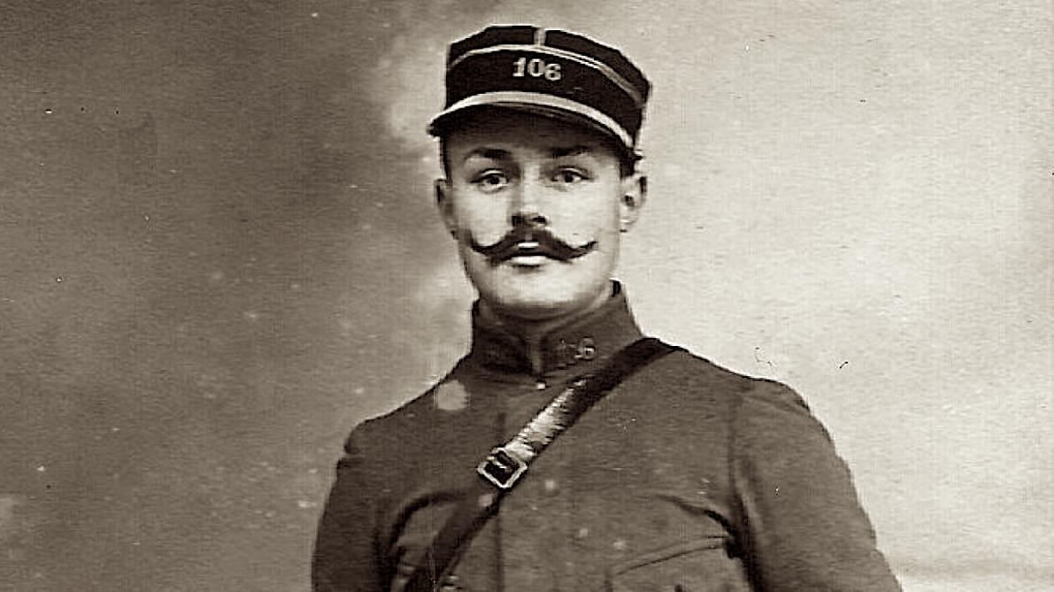 Maurice Genevoix 12 fevrier 1915