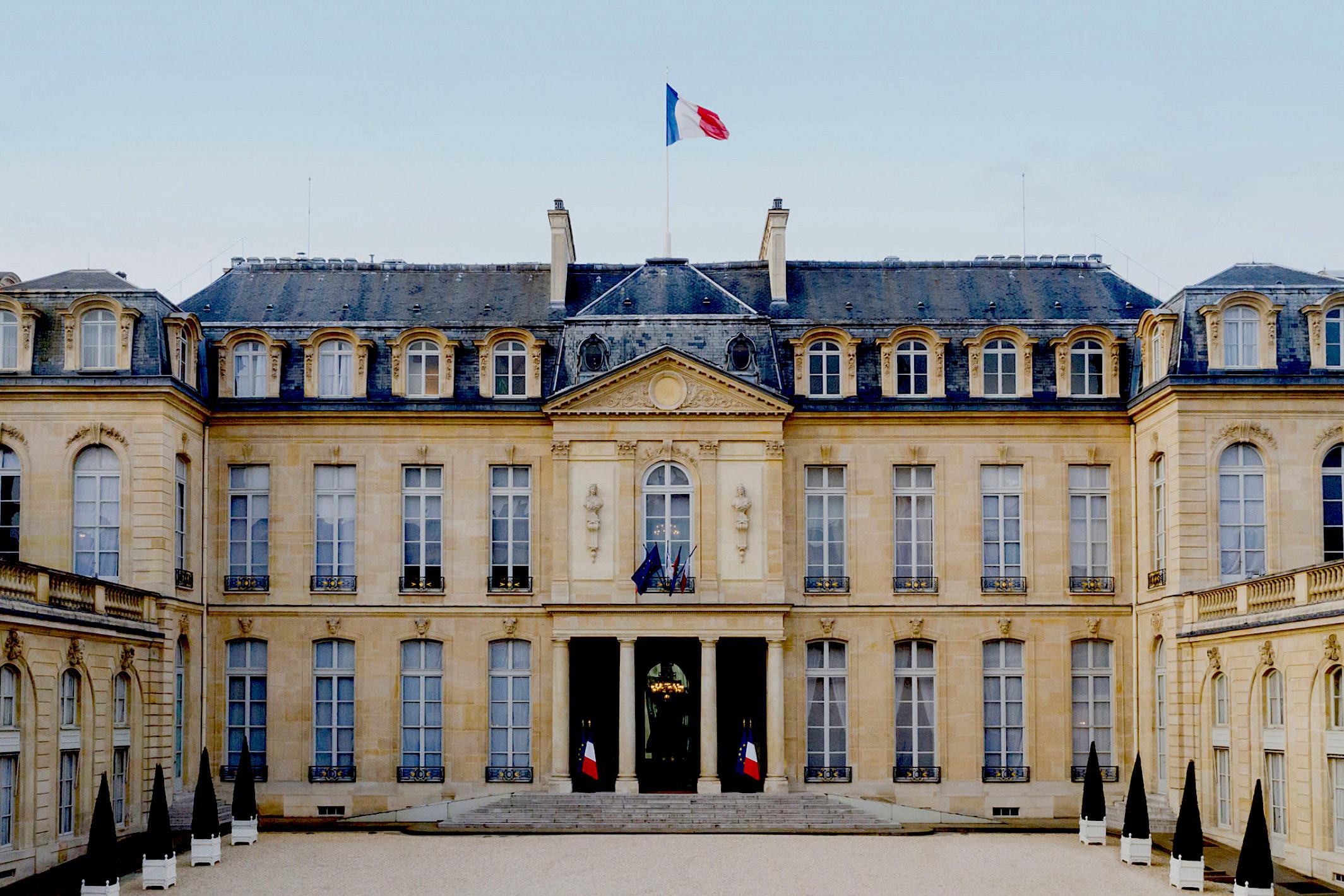 France Paris elysee
