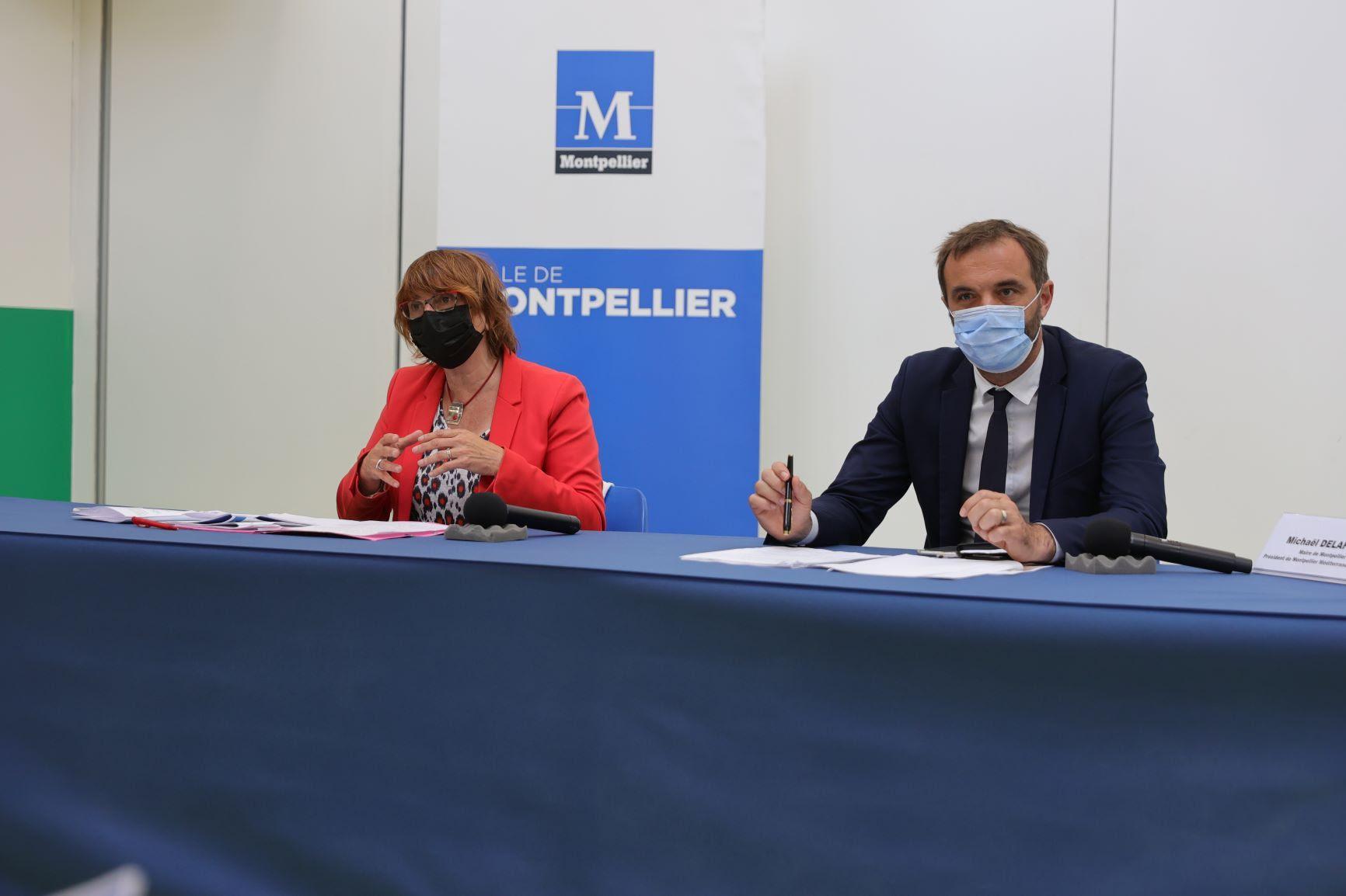 Education priorité absolue de la Ville de Montpellier ©Christophe Ruiz
