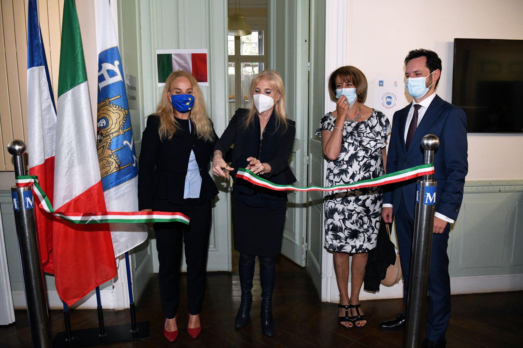 Vice-Consulat honoraire d'Italie à Montpellier ©Ville de Montpellier