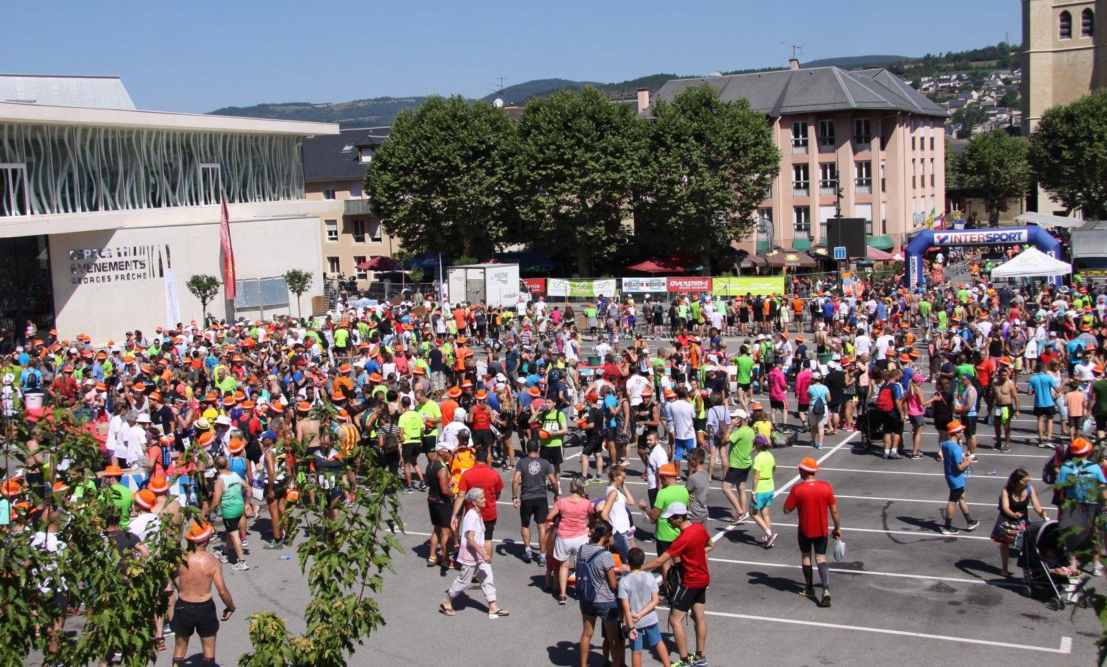 Semi-marathon Marvejols Mende 2018