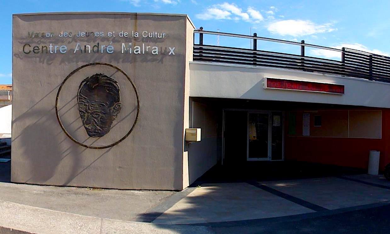 Centre André Malraux Castelnau-le-Lez Occitanie