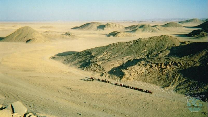 Safari in quad Deserto del Sahara Egitto