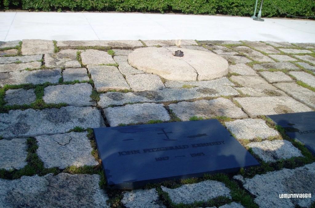 Tomba di Kennedy ad Arlington