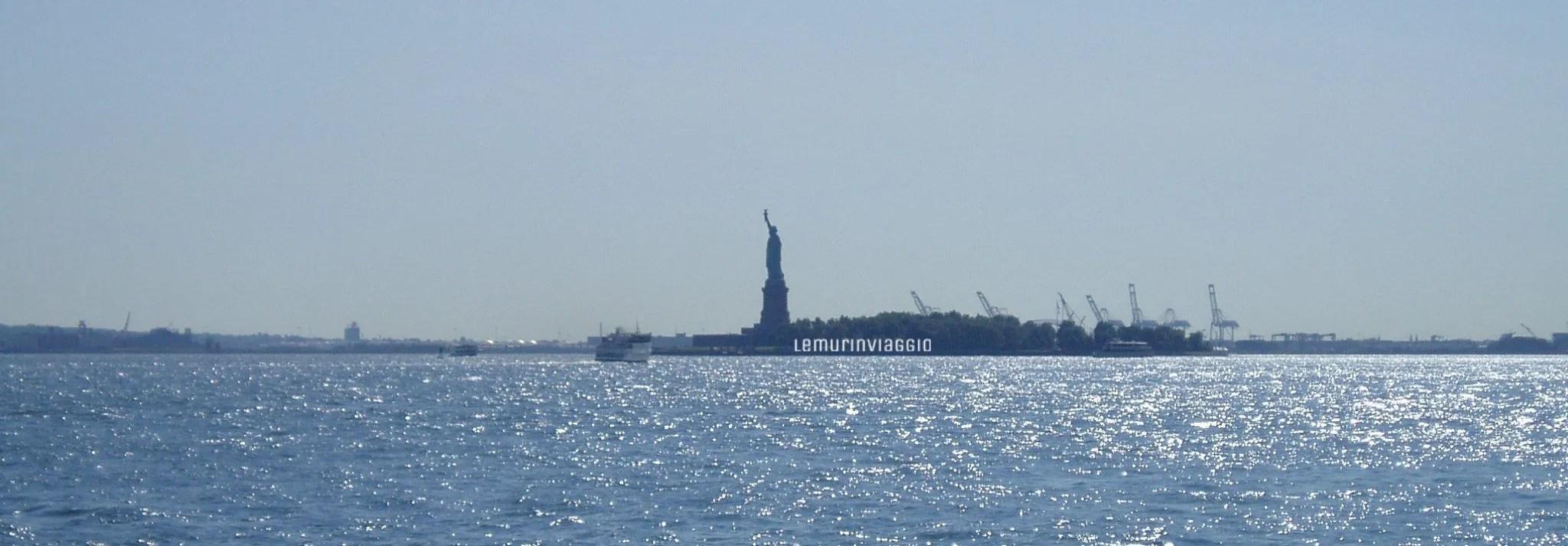 lemurinviaggio Statua della libertà