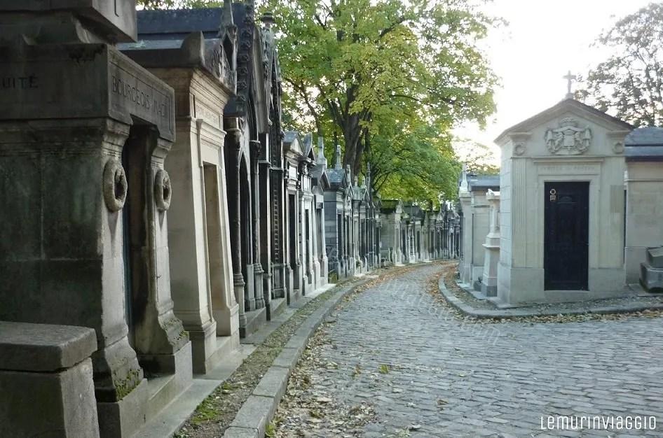 cimitero monumentale Père-Lachaise