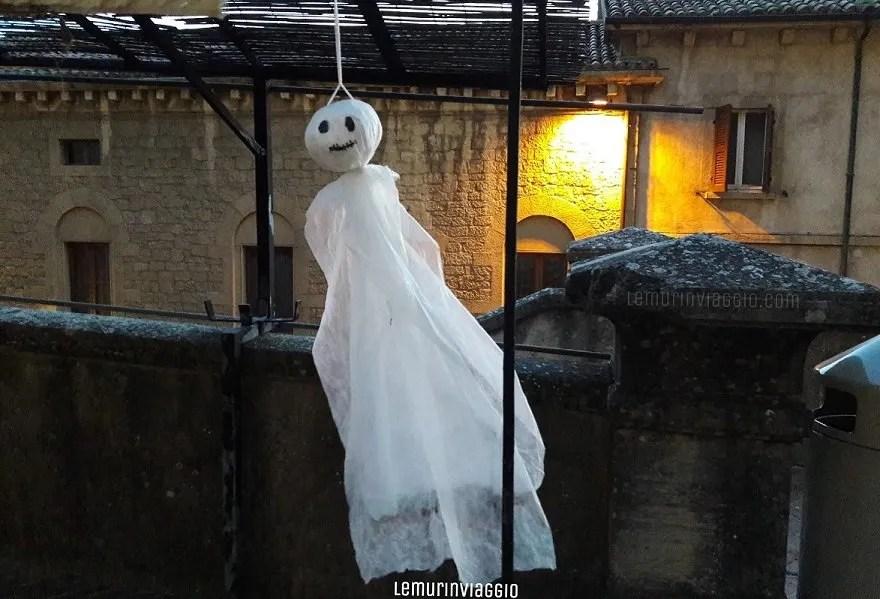 Un fantasma a San Marino