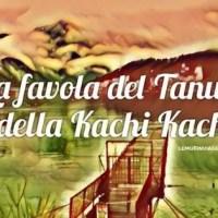 La favola del tanuki della Kachi Kachi