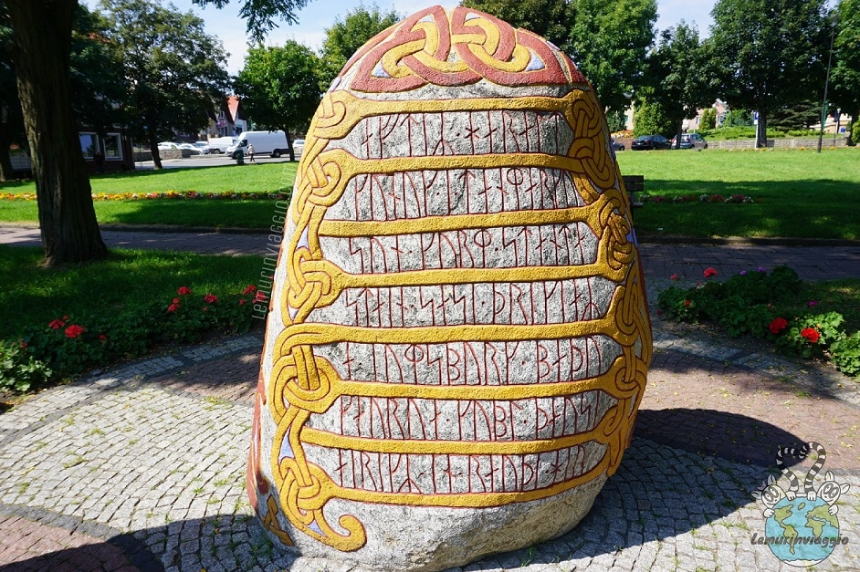 Pietra di Bluetooth Wolin Polonia