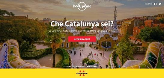 guida catalonia lonely planet