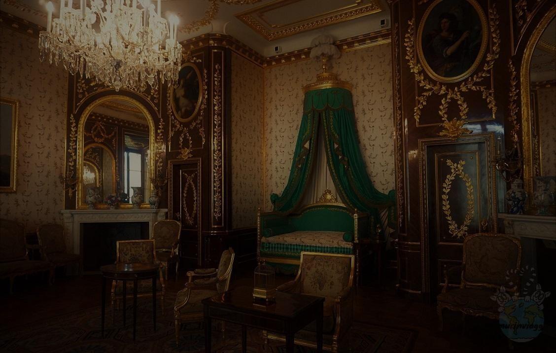 Stanze del castello di Varsavia storia di Barbara Radziwiłłówna