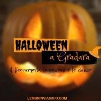 Halloween a Gradara, il beccamorto, le pozioni e le danze