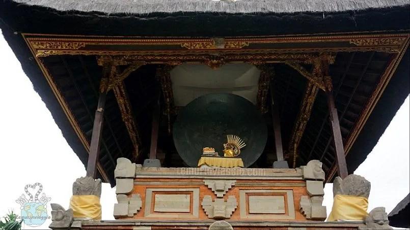 Pura Penataran Sasih tempio di Bali