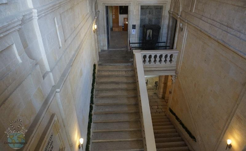 Palazzo dell'Inquisitore di Malta a Birgu