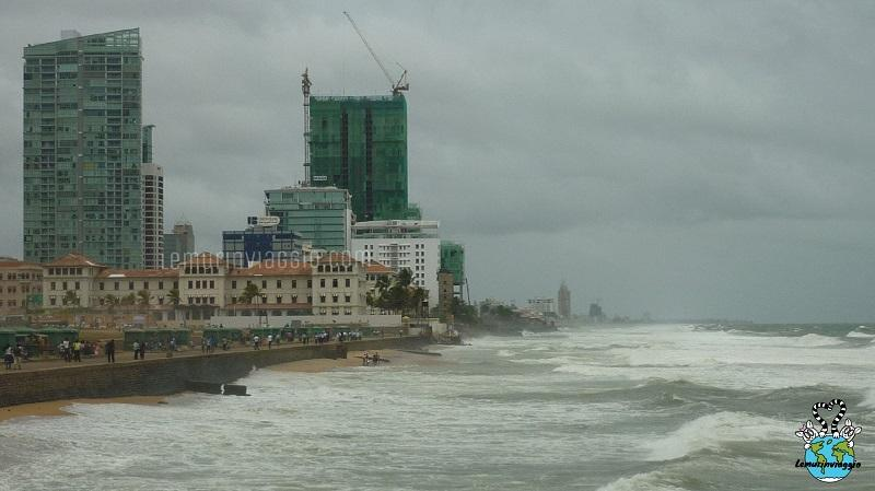 Galle Face Green a Colombo Sri Lanka