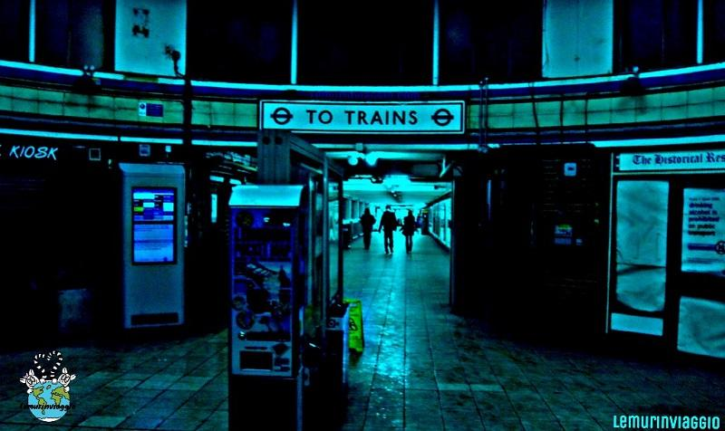 Fantasmi nella metropolitana di Londra