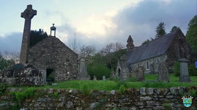 Cimitero dove si dice sia sepolto Rob Roy