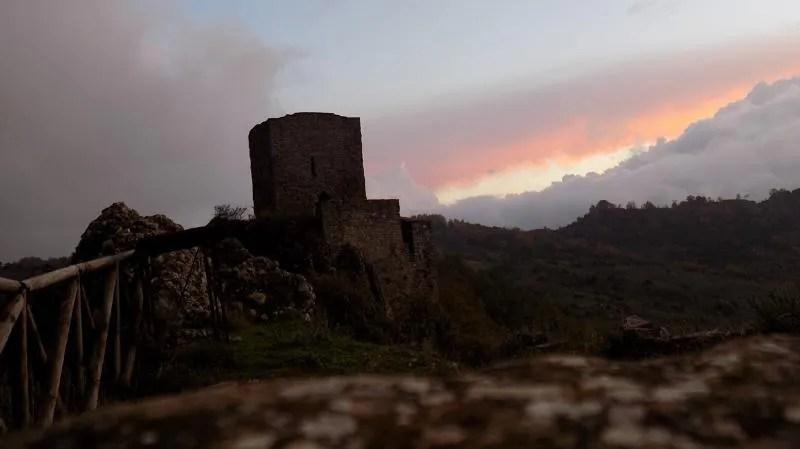 Torre del Falco di Pietrarubbia, una delle fortezze del Ducato d'Urbino