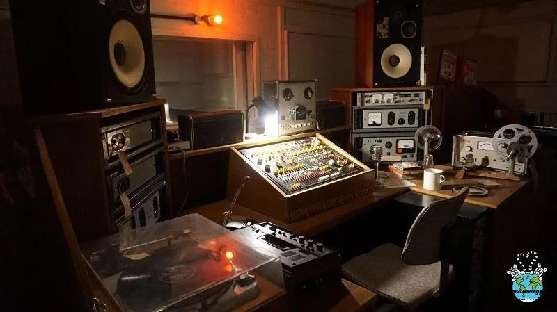 Trasmissioni radio della BBC dal bunker segreto di Scozia