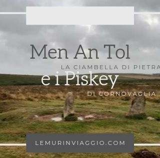 Men an Tol e i folletti di cornovaglia