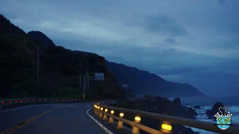 viaggio fai da te on the road nella costa est di Taiwan