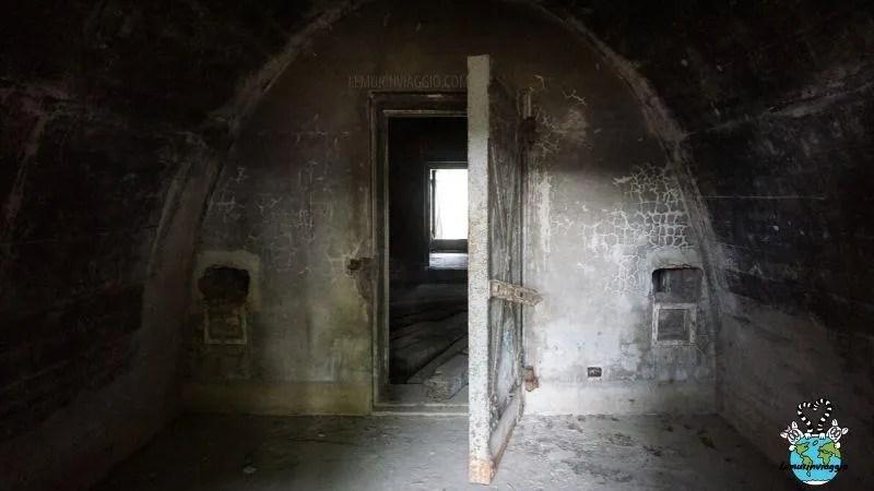 bunker abbandonato di Kaohsiung
