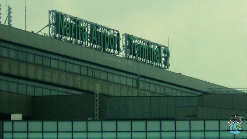 imprevisti ai controlli di sicurezza all'Aeroporto internazionale di Narita in Giappone