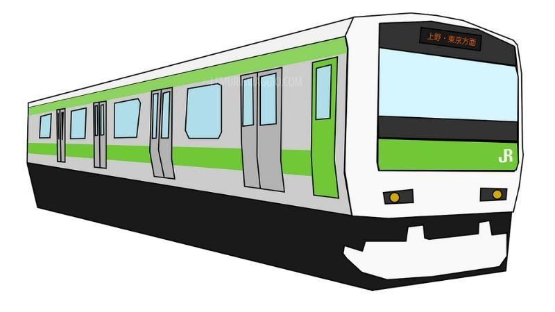tour di Tokyo sulla linea verde della metropolitana