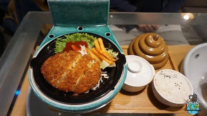 ristoranti bizzarri dove mangiare a Taipei Taiwan