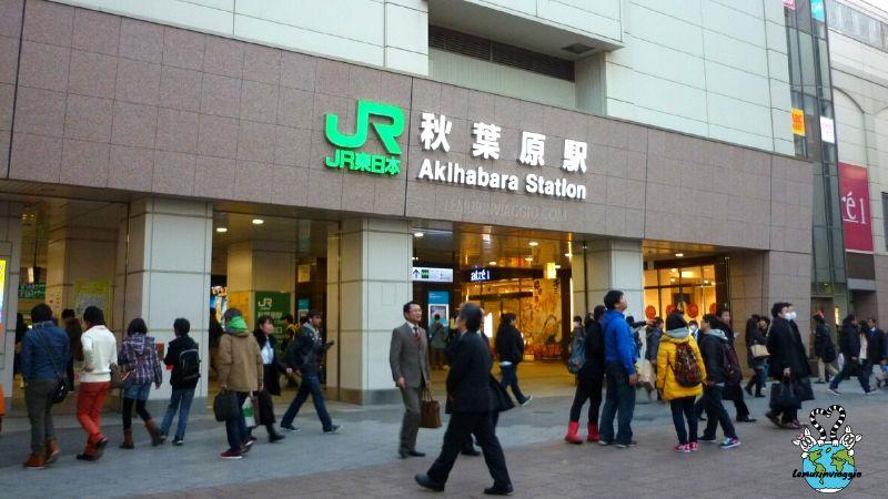 linea metro Yamanote della JR