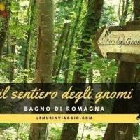 Il sentiero degli gnomi a Bagno di Romagna