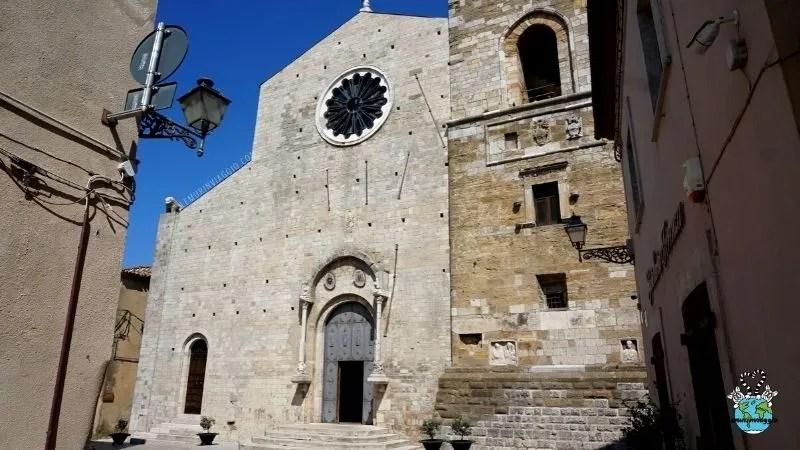 curiosità e misteri sulla Cattedrale di Acerenza