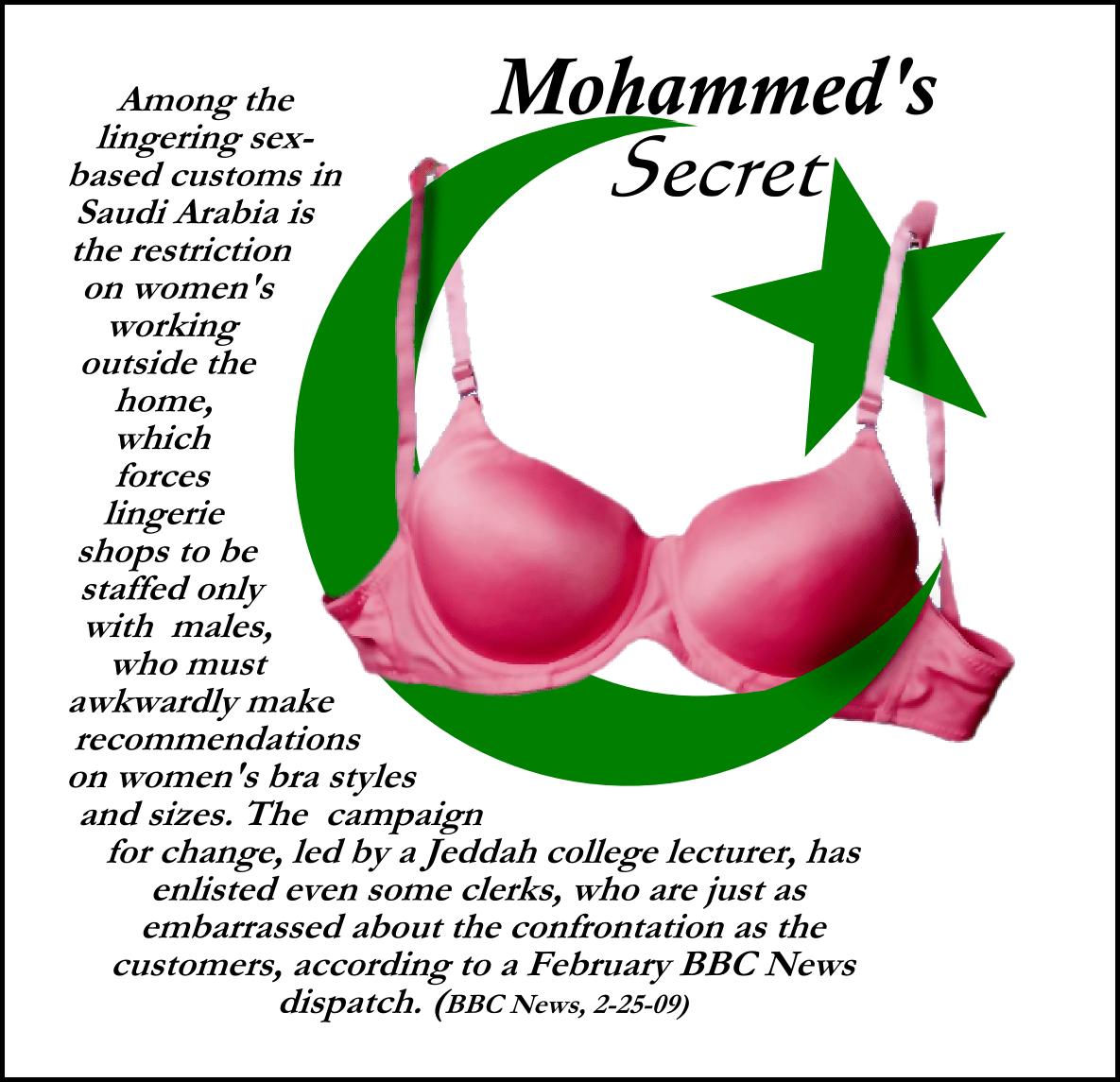 Mohammeds Secret
