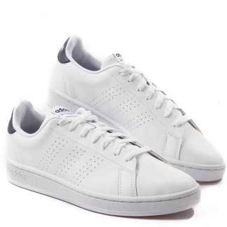 tenis casual adidas branco masculino