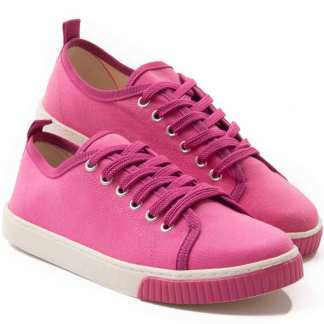 tenis le mulher casual pink