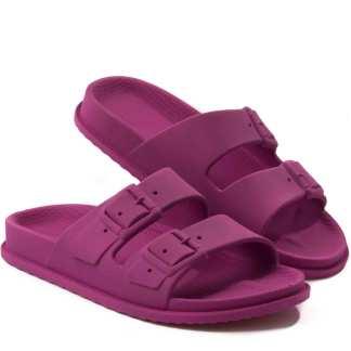 sandalia papete anacapri rosa