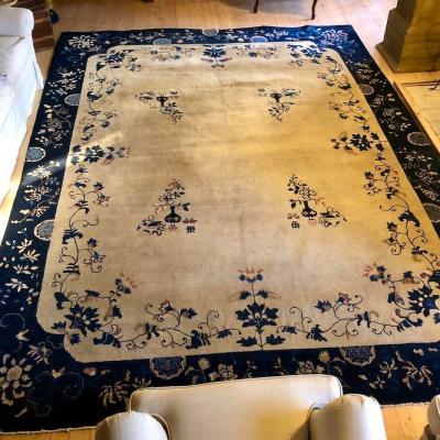 tappeto cinese antico